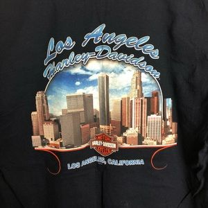 Harley Davidson Los Angeles CA T-shirt